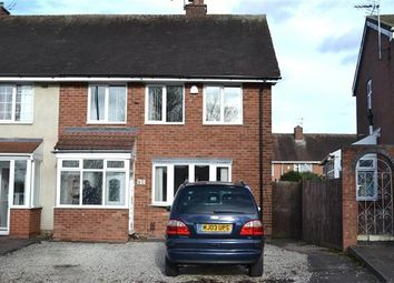 Thumbnail 3 bed semi-detached house to rent in Sedgemere Road, Birmingham