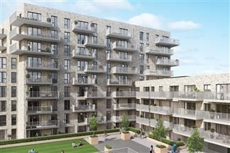Thumbnail 2 bed flat for sale in Windsor Road, Slough