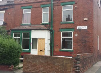 Thumbnail 4 bedroom end terrace house to rent in Cross Flatts Mount, Leeds