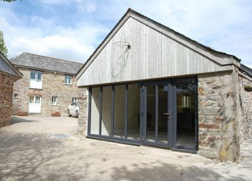 Thumbnail 1 bed barn conversion to rent in Lostwithiel