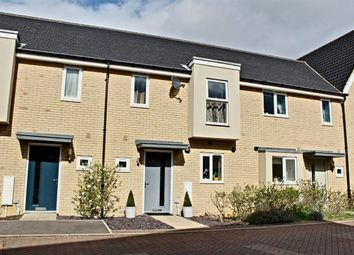 Thumbnail 3 bed terraced house for sale in Spitfire Road, Upper Cambourne, Cambourne, Cambridge