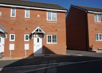 Thumbnail 2 bed semi-detached house for sale in Heol Y Gigfran, Cefneithin, Llanelli