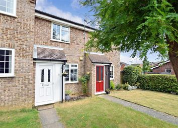 Thumbnail 2 bed terraced house for sale in Copse Hill, Leybourne, Kent