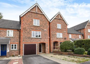 Thumbnail 4 bedroom town house for sale in Anna Pavlova Close, Abingdon-On-Thames