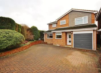 Thumbnail 4 bed detached house for sale in Cherbury Green, Grove, Wantage