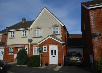 Thumbnail 3 bed semi-detached house for sale in Dunedin Way, St Georges, Weston-Super-Mare