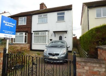 Thumbnail 3 bed semi-detached house for sale in St. Marks Road, Saltney, Cheshire