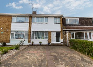 Thumbnail 3 bed semi-detached house for sale in Atherstone Road, Canvey Island