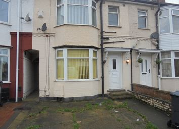 Thumbnail 3 bed terraced house to rent in Neville Rd, Luton
