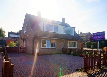 Thumbnail 3 bed semi-detached house for sale in Thorold Avenue, Sleaford