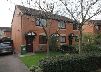 Thumbnail 2 bed end terrace house for sale in Braford Gardens, Shenley Brook End, Milton Keynes, Buckinghamshire