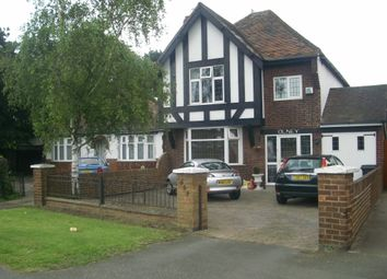 Thumbnail 3 bed detached house to rent in Melton Road, Thurmaston, Leicester