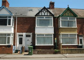 Thumbnail 5 bedroom shared accommodation to rent in Bonhay Road, Exeter