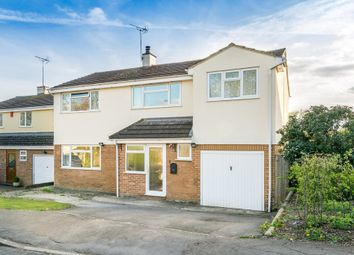 Thumbnail 4 bed detached house for sale in Derry Park, Minety, Malmesbury