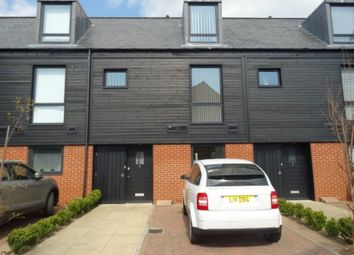Thumbnail 4 bedroom town house for sale in Anchor Close, Shoeburyness, Southend-On-Sea