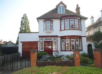 Thumbnail 6 bed detached house for sale in Galton Road, Westcliff On Sea, Essex