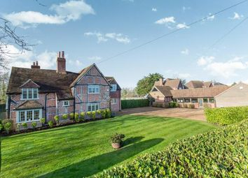 Thumbnail 5 bed detached house for sale in West Clandon, Guildford, Surrey