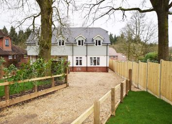 Thumbnail 3 bed semi-detached house for sale in The Shrave, Four Marks, Alton, Hampshire