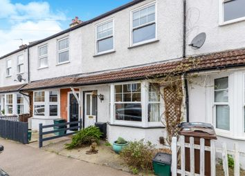 Thumbnail 2 bed terraced house for sale in Wellington Road, St.Albans