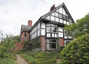 Thumbnail 4 bed semi-detached house for sale in Chapel Road, Alderley Edge, Cheshire