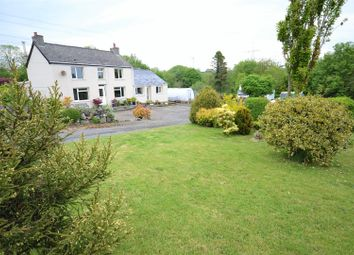 Thumbnail 3 bedroom land for sale in Ludchurch, Narberth