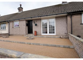 Thumbnail 2 bed terraced bungalow for sale in Hunters Drive, Workington