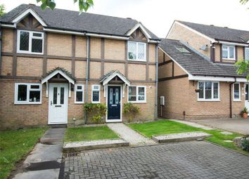Thumbnail 2 bed semi-detached house for sale in Twisell Thorne, Church Crookham, Fleet