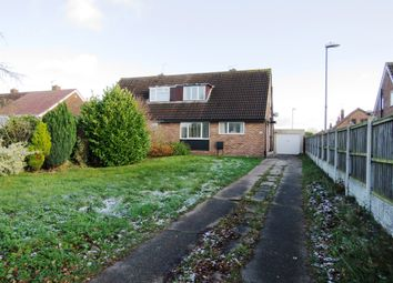 Thumbnail 4 bed semi-detached house for sale in Grasmere Avenue, Spondon, Derby