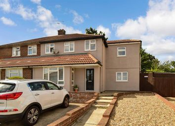 Thumbnail 4 bed semi-detached house for sale in Bedonwell Road, Belvedere, Kent
