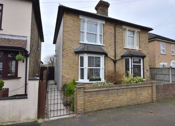 Thumbnail 3 bedroom semi-detached house for sale in Shaftesbury Road, Romford