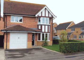 Thumbnail 3 bed detached house for sale in Wellington Drive, Lee-On-The-Solent