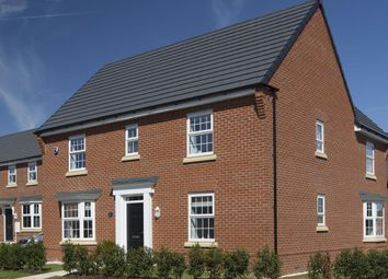 """Thumbnail 4 bed detached house for sale in """"Layton"""" at Black Firs Lane, Somerford, Congleton"""