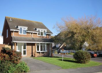 Thumbnail 4 bed detached house for sale in Bute Drive, Highcliffe, Christchurch