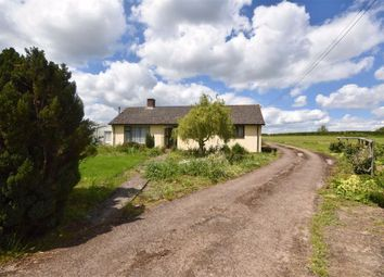Thumbnail 4 bed detached bungalow for sale in Woolhope, Hereford, Herefordshire