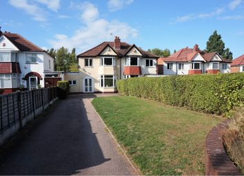 3 bed semi-detached house for sale in Streetsbrook Road, Solihull B90