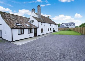 Thumbnail 6 bed detached house for sale in Kingsway, Mark, Highbridge