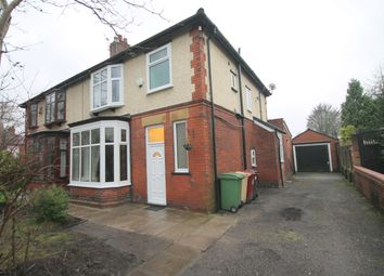 Thumbnail 3 bedroom semi-detached house for sale in Green Lane, Great Lever, Bolton