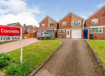 Thumbnail 3 bedroom detached house for sale in Hospital Lane, Coseley, Bilston