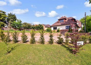Thumbnail 5 bed detached bungalow for sale in London Road, Ryarsh, West Malling, Kent