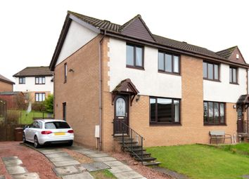 Thumbnail 3 bed semi-detached house for sale in Magpie Crescent, Inverkip