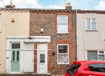 Thumbnail 2 bedroom terraced house for sale in Ash Street, York