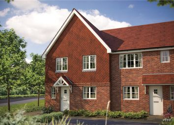 Thumbnail 4 bedroom semi-detached house for sale in Priestley Road, Basingstoke