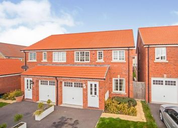 3 bed semi-detached house for sale in Monkton Heathfield, Taunton, Somerset TA2