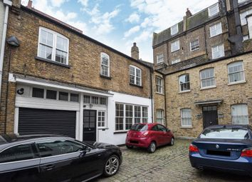 Thumbnail 4 bed town house to rent in Fosbury Mews W2,