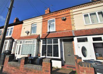 4 bed terraced house for sale in Grange Road, Kings Heath, Birmingham B14