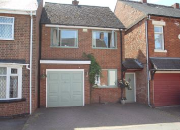 Thumbnail 3 bed detached house for sale in Woodgate, Rothley, Leicester