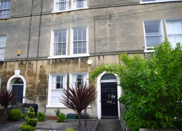 Thumbnail 1 bed flat to rent in Caroline Buildings, Ground Floor Flat, Bath