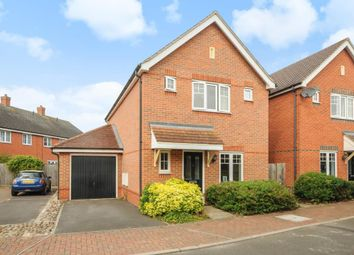 Thumbnail 3 bed detached house to rent in Caldecott Chase, Abingdon