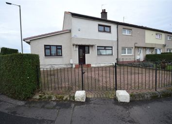 Thumbnail 4 bed end terrace house for sale in Dosk Avenue, Yoker, Glasgow