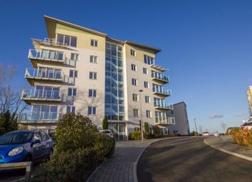 Thumbnail 2 bed flat for sale in Trem Elai, Penarth